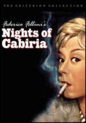 1957:  Nights of Cabiria  image cover