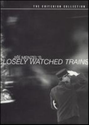 1967:  Closely Watched Trains  image cover