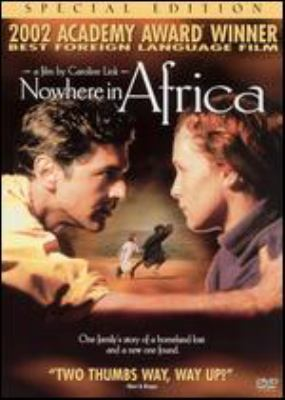 2002:  Nowhere in Africa image cover