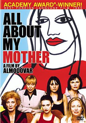 1999:  All About My Mother image cover
