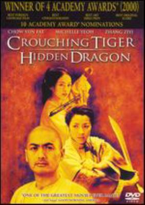 2000:  Crouching Tiger, Hidden Dragon  image cover