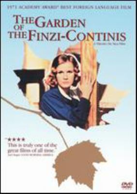 1971:  The Garden of the Finzi-Continis image cover