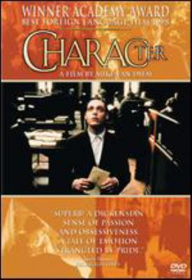 1997:  Character  image cover