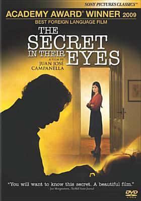 2009:  The Secret in Their Eyes  image cover