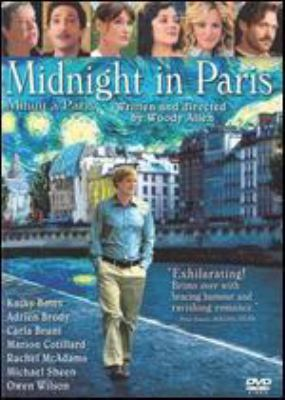 Midnight in Paris  image cover