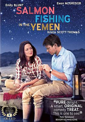 Salmon Fishing In The Yemen image cover