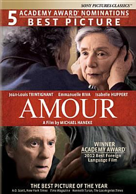 2012:  Amour image cover