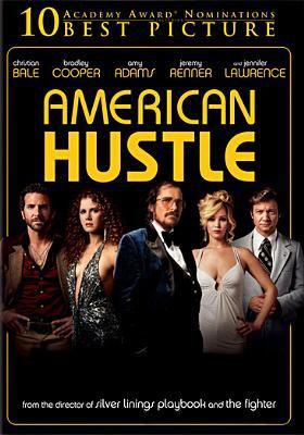 American Hustle  image cover