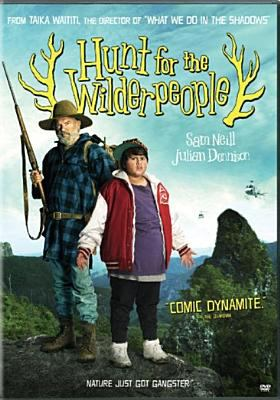 Hunt for the Wilderpeople  image cover
