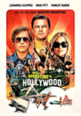 Once upon a time... in Hollywood image cover