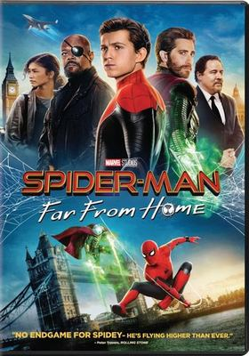 Spider-Man. Far From Home image cover