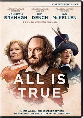 All is True image cover