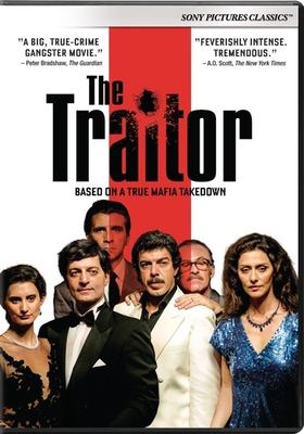 The traitor image cover