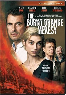 The Burnt Orange Heresy image cover