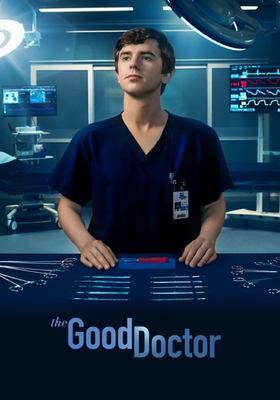 The Good Doctor. Season three image cover