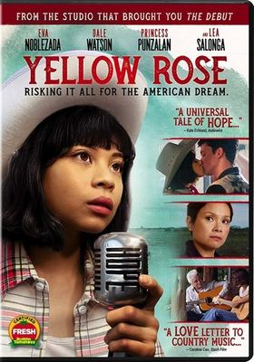 Yellow Rose image cover