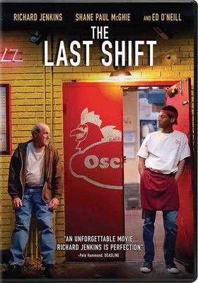 The Last Shift image cover