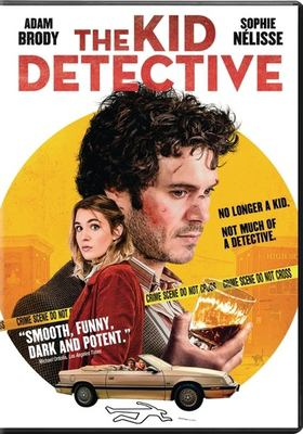 The Kid Detective image cover