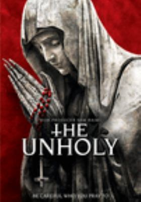 The unholy image cover