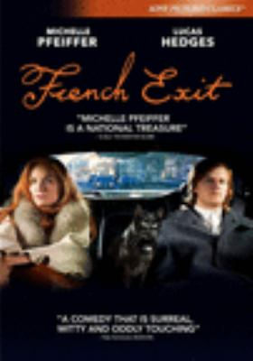 French exit image cover
