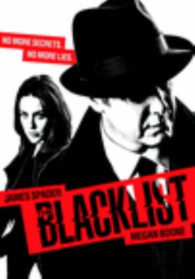 The blacklist. The complete eighth season image cover