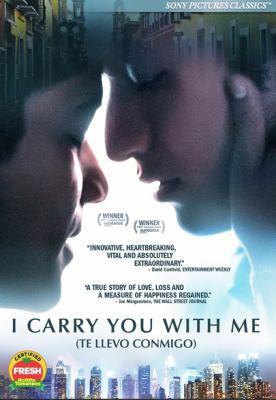 I carry you with me Te llevo conmigo image cover