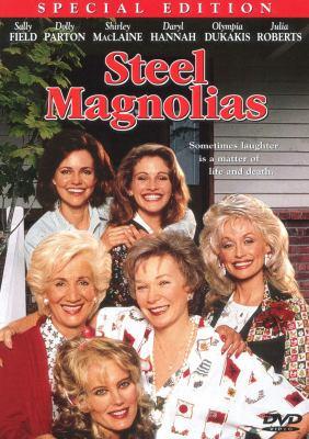 Steel magnolias image cover