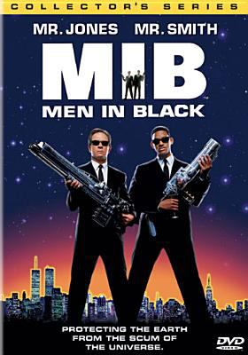 Men in Black image cover