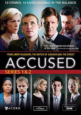 The Accused cover