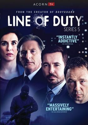 Line of duty. Series 5 image cover