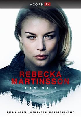 Rebecka Martinsson. Series 1 image cover