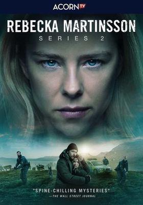 Rebecka Martinsson. Series 2 image cover