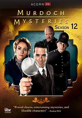 Murdoch Mysteries. Season 12 image cover