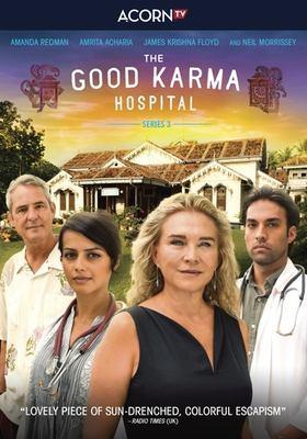 The Good Karma Hospital. Series 3 image cover