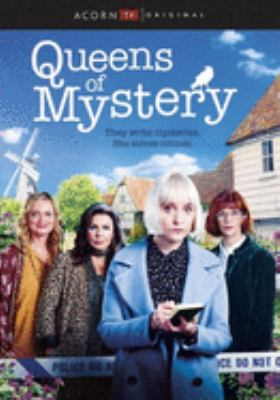 Queens of mystery image cover
