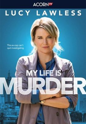 My Life is Murder image cover