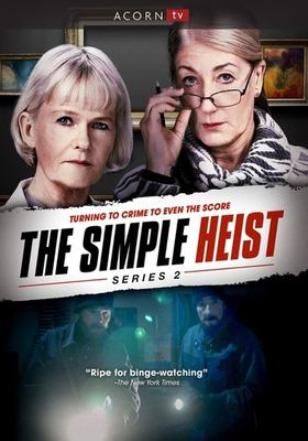 The Simple Heist. Series 2 image cover