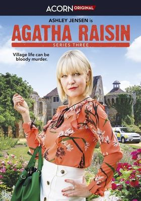 Agatha Raisin. Series three image cover