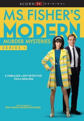 Ms. Fisher's modern murder mysteries. Series 1 image cover