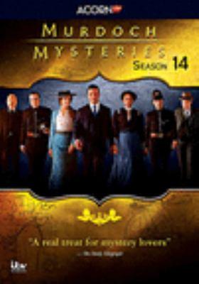 Murdoch mysteries. Season 14 image cover