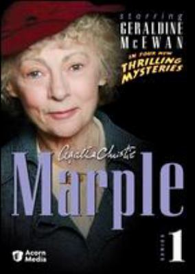 Agatha Christie Marple cover