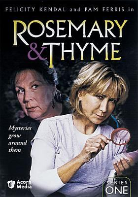 Rosemary & Thyme image cover