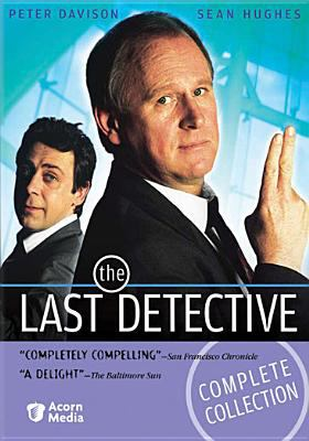 The Last Detective image cover