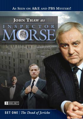 Inspector Morse image cover