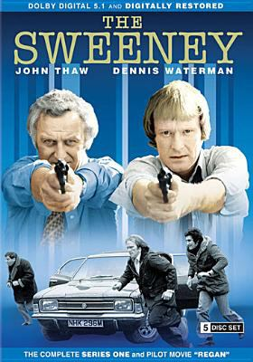 The Sweeney image cover
