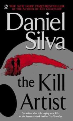 The Kill Artist image cover
