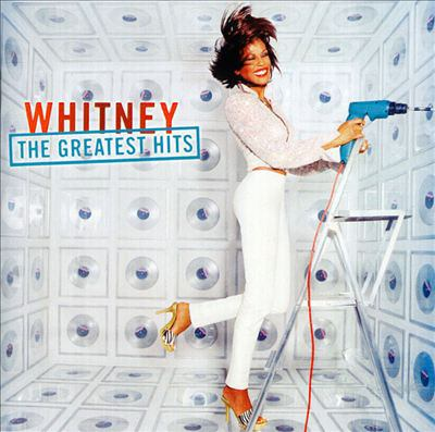 Whitney: The Greatest Hits cover