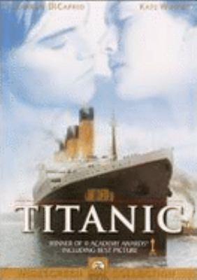 Titanic image cover