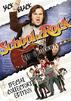 School of Rock image cover