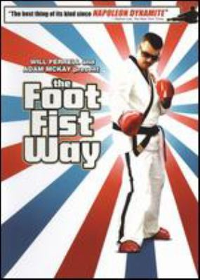 The Foot Fist Way image cover